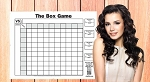 Super Bowl Squares / Box Game Charts
