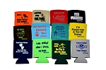 Fantasy Draft Drink-Can Cooler Set of 8 Different Coolers **Good For Any Sport**