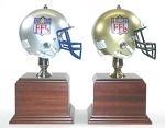 Replica Football Helmet Trophy