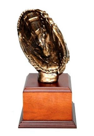 Baseball Glove Trophy