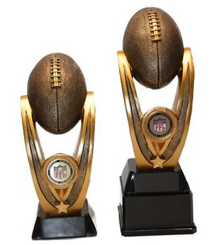 Large Fantasy Football Dynasty Trophy