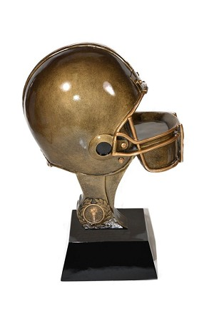 8 Inch Football Helmet Trophy