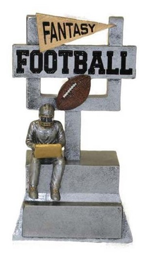 Fantasy Football Goal Post Trophy